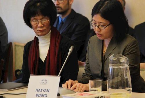 Сенат Чехии провел слушание о преследовании Фалуньгун в Китае